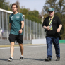"Vettel expecting answer on Aston Martin future ""very soon"""