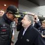 Todt over toestand Schumacher: 'Hopen dat dingen langzaam gaan verbeteren'