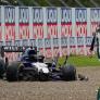 """Russell over crash in Imola: """"Hamilton en Bottas zijn teamgenoten van mij"""""""
