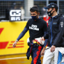 """Albon owes Russell """"a couple of beers"""" after landing Williams drive"""