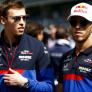 Gasly, Kvyat went to Red Bull too early - Toro Rosso
