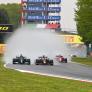 """Palmer: """"Hamilton keek te laat naar links om Verstappen te zien"""""""