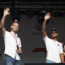 Who makes Jenson Button's list of top-six Formula 1 drivers?
