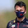 """Albon ontbreekt in Frankrijk bij Red Bull: """"Ik sta in Monza aan de start"""""""