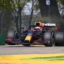 Verstappen bounces back to top Imola final practice