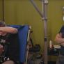 VIDEO: Verstappen en Hulkenberg zien samen af tijdens zware training