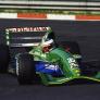Eerste Formule 1-wagen Michael Schumacher in de verkoop