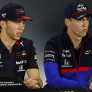 Gasly rumours swell as Marko spotted with Kvyat manager