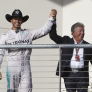 Hamilton's US record a cause for Mercedes optimism