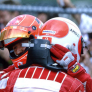 Bezoek van Barrichello aan Schumacher was niet mogelijk