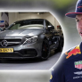 Max Verstappen verkoopt zijn peperdure Mercedes C 63 AMG Coupé