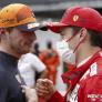 """Leclerc heeft favoriet voor de titel: """"Zou fantastisch zijn om Verstappen te zien winnen"""""""