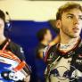Gasly niet blij met Red Bull: