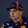 Verstappen admits he is