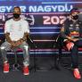 Montoya over titelstrijd: 'Hamilton remt niet langer voor Verstappen'