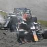 Hamilton and Verstappen crash again as Ricciardo ends McLaren's nine-year win drought