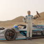 VIDEO: Massa races a falcon in Formula E car
