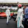 Rosberg tells Bottas only way to beat Hamilton