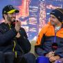 """Sainz reageert met een knipoog op uitspraken Ricciardo: """"Stijl en klasse kun je niet kopen"""""""
