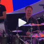 VIDEO: Horner plays 'The Chain' with Spice Girls band!