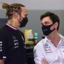 Schumacher kritisch op Wolff en Hamilton na crash Monza: 'Het werd gedramatiseerd'