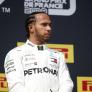 Hamilton negeerde orders Mercedes:
