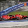 "Ferrari en Sainz produceren gevoelige tik: ""Laten daarmee Ricciardo starten vanuit achteren"""