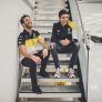 Ocon: Atmosphere better with Ricciardo than with Perez