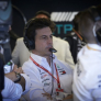 Mercedes boss Wolff to miss Brazilian GP