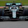 In beeld: De shakedown van Aston Martin op Silverstone Circuit