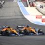 """Norris niet blij met inhaalactie Ricciardo: """"Denk niet dat hij dat had moeten doen"""""""