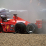 How Schumacher's broken leg in 1999 was Ferrari's fault, and why Michael didn't complain