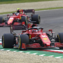 """Why Leclerc """"backed off"""" from Verstappen safety car pass"""