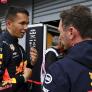 """Albon terug in Red Bull voor bandentest: """"Ik kan niet beschrijven hoe goed het voelt"""""""