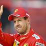 Vettel over voorbeeldrol F1:
