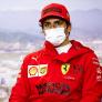 """Sainz erg teleurgesteld met timing van motorwissel: """"Tenzij ik een geniale comeback heb"""""""
