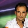 Voormalig F1-coureur Vitantonio Liuzzi lag in het ziekenhuis met ernstige COVID-klachten