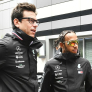 Hamilton's Mercedes future influenced by Wolff decision
