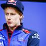 Hartley gets surprise Ferrari deal