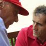Alain Prost: 'Ik veranderde vanwege Lauda'