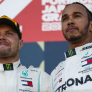 Hamilton expects Bottas battle to go beyond Mexico