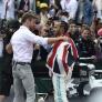 Button: 'Hamilton en ik pakten als teamgenoten overwinningen van elkaar af'