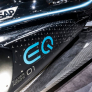 GALLERY: Mercedes' Formula E car his track for first time