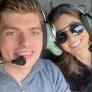Max Verstappen en vriendin in stijl richting teamweekend Oostenrijk