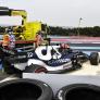 Tsunoda krijgt nieuwe versnellingsbak en vloer, moet GP Frankrijk vanuit pitlane starten